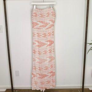 Joie Maxi Strapless Dress